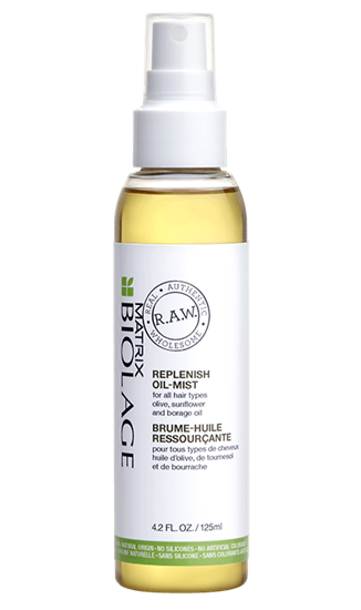 Matrix Biolage R.A.W. Replenish Oil Mist 4.2 oz