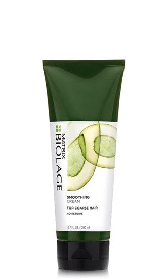 Matrix Biolage Smoothing Cream For Coarse Hair 6.8 oz