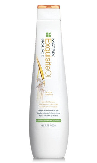 Matrix Biolage Exquisite Oil Micro Oil Shampoo
