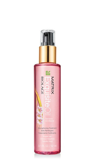 Matrix Biolage Exquisite Oil Strengthening Treatment 3.1 oz