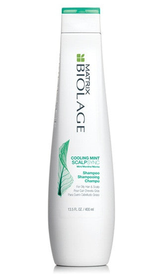 Matrix Biolage Scalp Sync Cooling Mint Shampoo 13.5 oz