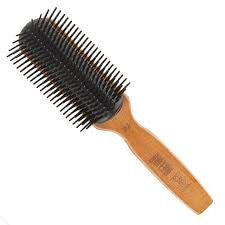 Spornette Bolero Flared Bristle 9 Row Styler Hair Brush