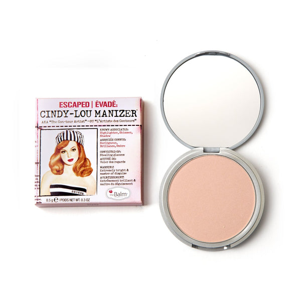 Cindy-Lou Manizer Highlighter & Shadow