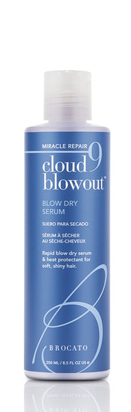 Brocato Cloud 9 Miracle Repair Blow Dry Serum 8.5 oz