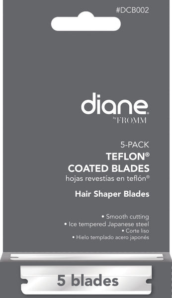 Diane Hair Shaper Blades 5pk