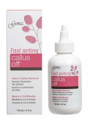 Gena Callus Off 4 oz