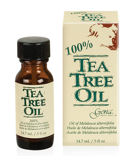 Gena Tea Tree Oil 0.5 oz