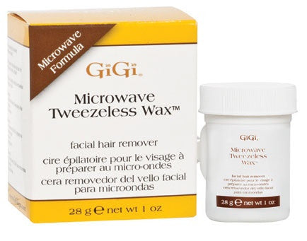 Gigi Microwave Tweezeless Wax 1 oz