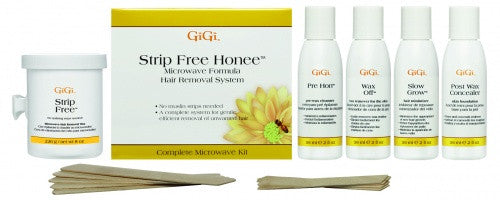 Gigi Strip Free Microwave Kit