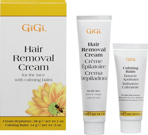 Gigi Hair Removal Cream For Face 1 oz