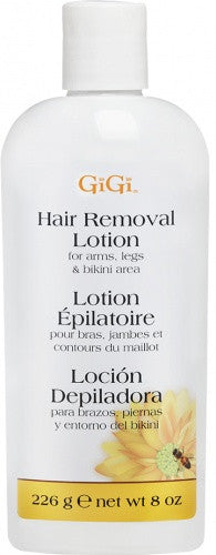 Gigi Hair Removal Lotion 8 oz