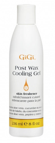 Gigi Post Wax Cooling Gel 8 oz