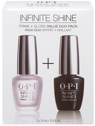OPI Infinite Shine Duo Pack
