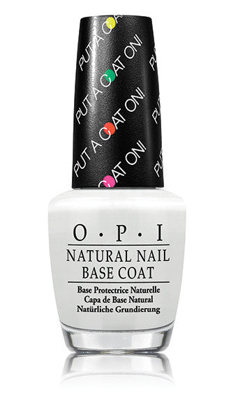 OPI Put a Coat On! Base Coat
