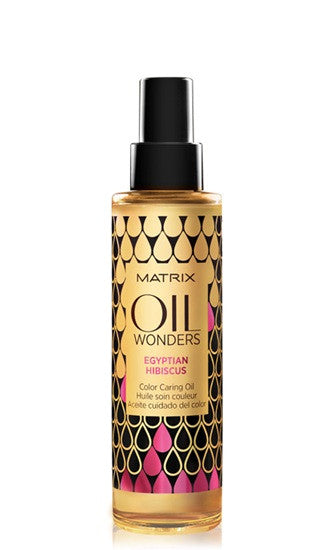 Matrix Oil Wonders Egyptian Hibiscus Color Caring Oil 4.2 oz