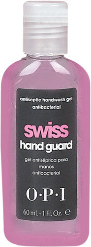 OPI Swiss Guard Hand Sanitizer 1 oz