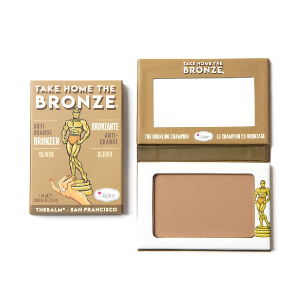 Take Home the Bronze Anti-Orange Bronzers