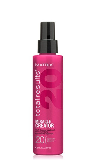 Matrix Total Results Miracles Creator Treatment