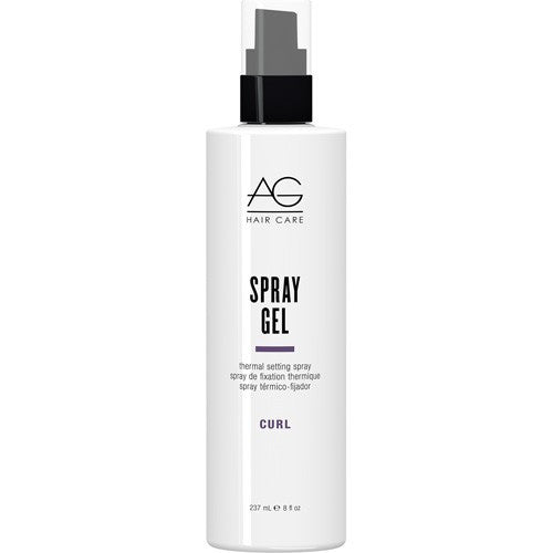 AG Spray Gel Thermal Setting Spray 8 oz