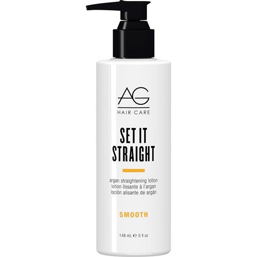 AG Set It Straight Straightening Lotion 5 oz