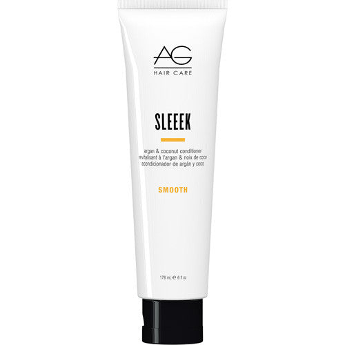 AG Sleeek Argan & Coconut Conditioner 6 oz