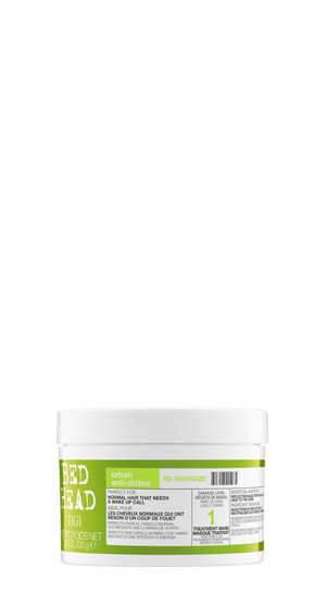 Tigi Bedhead Re-Energize Treatment Mask 7.05 oz