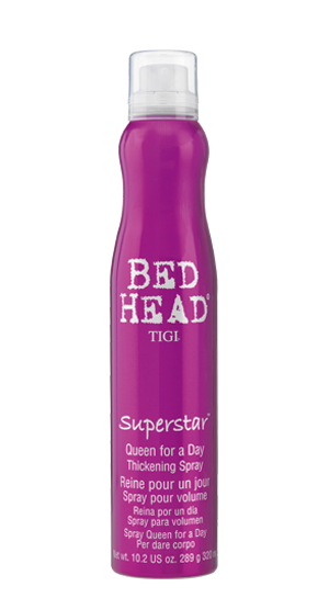 Tigi Bedhead Superstar Queen For A Day Mousse Spray 10.2 oz