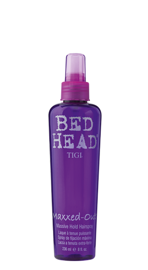 Tigi Bedhead Maxxed Out Hairspray 8 oz