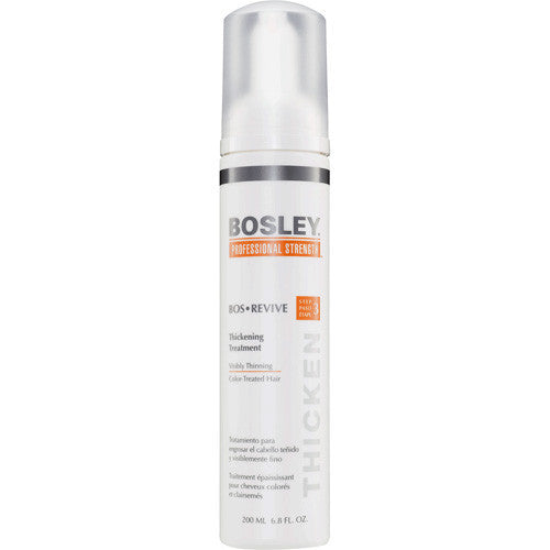 Bosley Revive Thickening Treatment for Color Treated Hair 6.8 oz