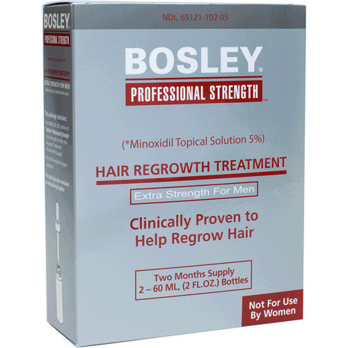 Bosley Hair Regrowth Treatment for Men