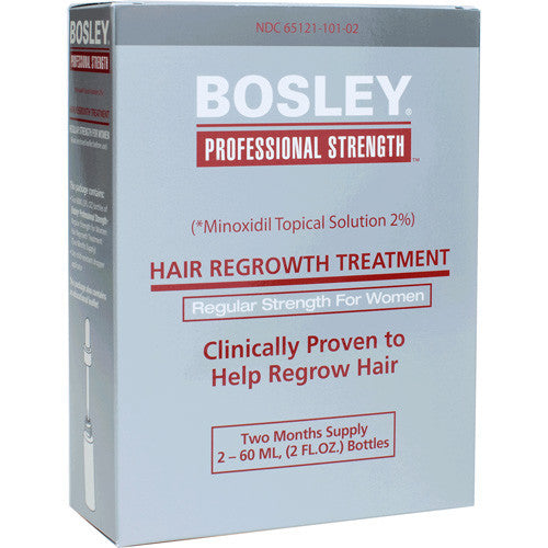 Bosley Hair Regrowth Treatment for Women