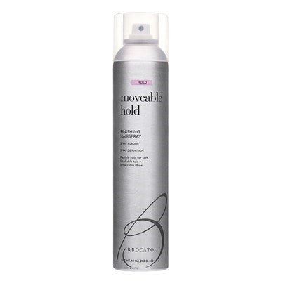 Brocato Moveable Hold Hairspray 10 oz