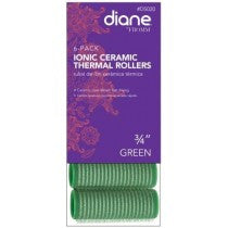 Diane Ionic Ceramic Thermal Rollers - Tools by: Diane | NW Beauty Supply & Salon