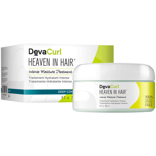 Deva Curl Heaven In Hair Intense Moisture Treatment 8 oz