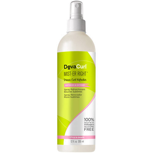Deva Curl Mist-er Right Curl Revitalizer 12 oz