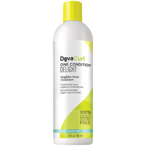 Deva Curl One Condition Delight 12 oz