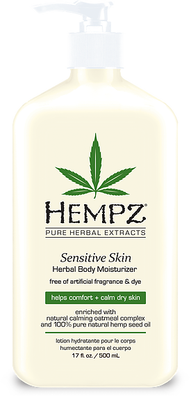 Hempz Sensitive Herbal Body Moisturizer