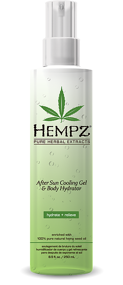 Hempz After Sun Cooling Gel & Body Hydrator 8.5oz