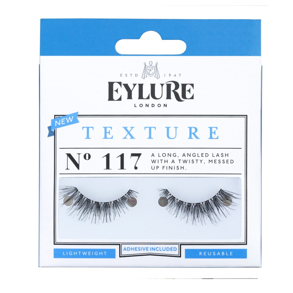 f40d52c4e0a Eylure Texture Lashes 117 NW Beauty Supply & Salon
