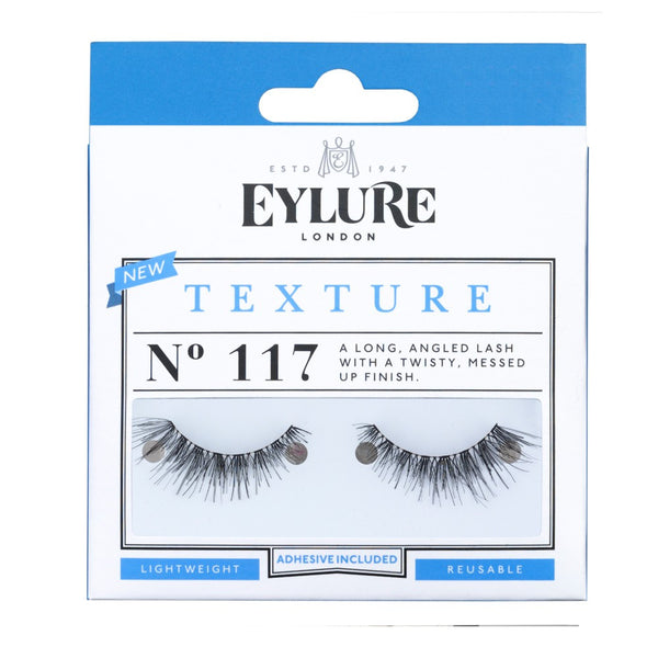 5a0b09d3a08 Eylure Texture Lashes 117 NW Beauty Supply & Salon