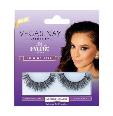 1dbcaa8a1ee Eylure Vegas Nay Shining Star Lashes