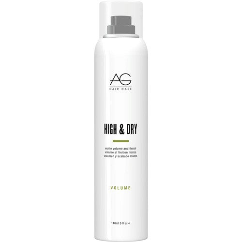 AG High & Dry Matte Volume and Finish Spray 5 oz