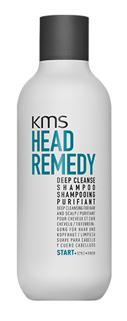 KMS Head Remedy Deep Cleanse Shampoo 10.1 oz