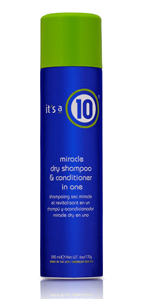 It's A 10 Miracle Dry Shampoo & Conditioner In One 6 oz