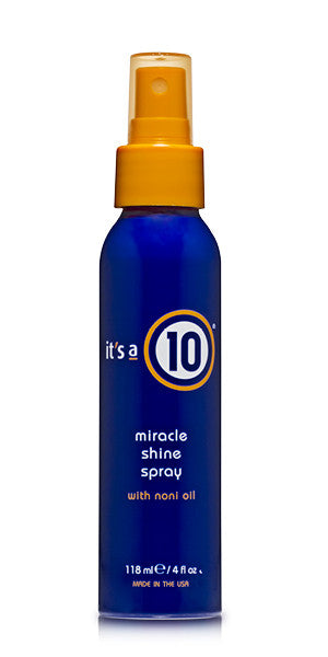 It's A 10 Miracle Shine Spray 4 oz