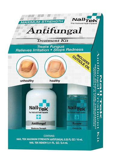 Nail Tek Anti-fungal Kit