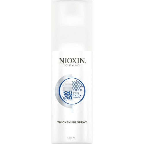 Nioxin 3D Styling Thickening Spray 5.07 oz
