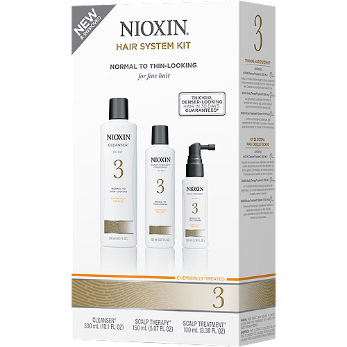 Nioxin System 3 Boxed Kit