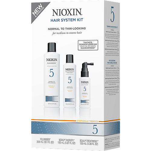 Nioxin System 5 Boxed Kit