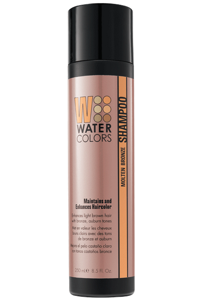Tressa Watercolors Molten Bronze Shampoo 8.5 oz